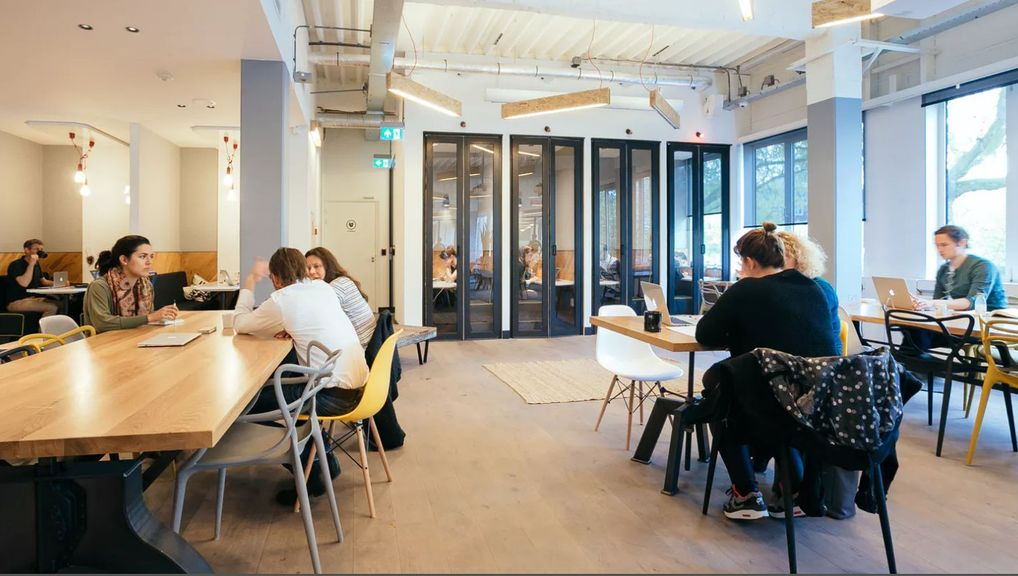 Office space for rent Weteringschans 165, Amsterdam 4