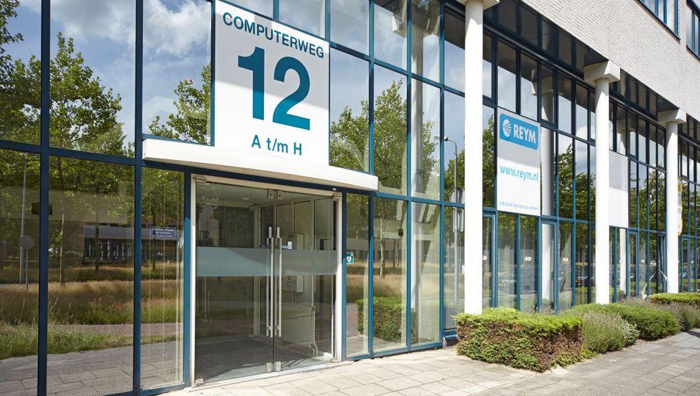 Office space for rent Computerweg 8-12, Amersfoort 1