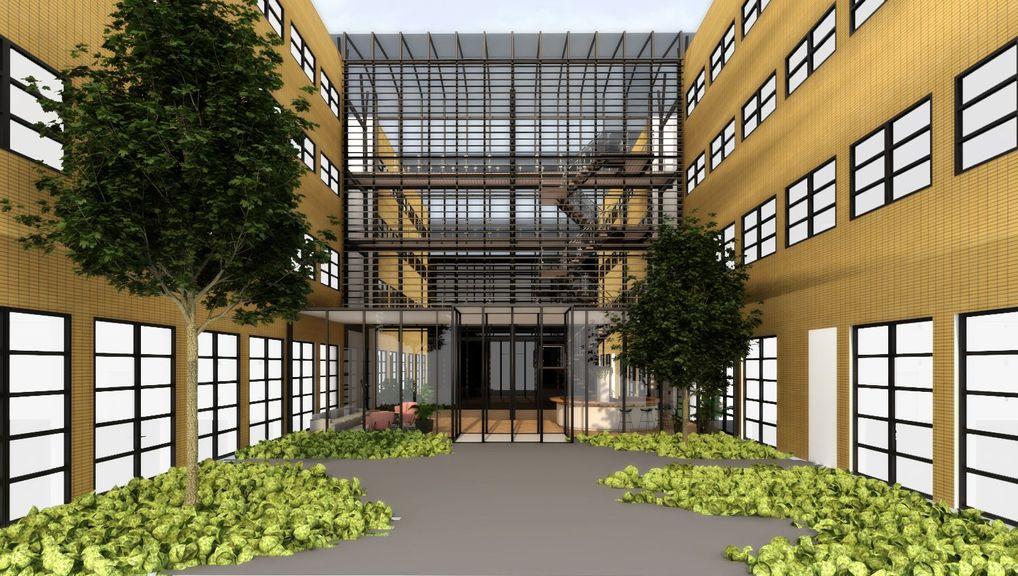 Office space for rent H.J.E. Wenckebachweg 123-1, Amsterdam 0