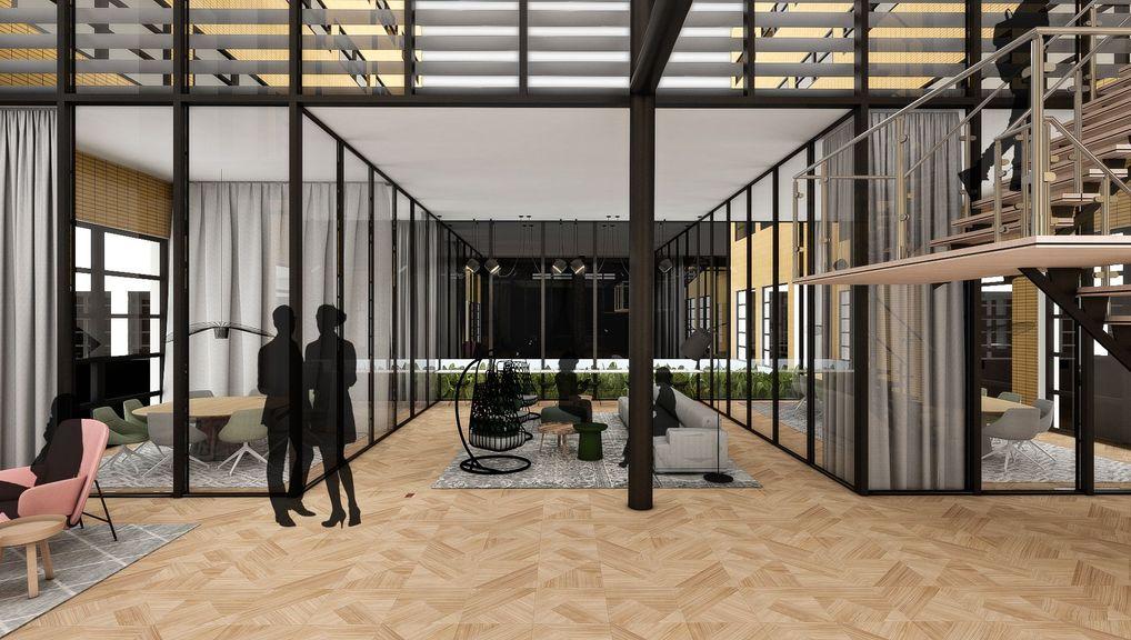 Office space for rent H.J.E. Wenckebachweg 123-1, Amsterdam 1