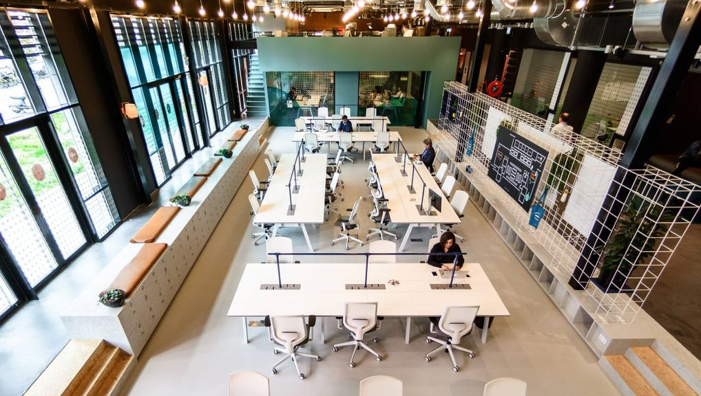 Co-working - flexible work, when and wherever you'd like image