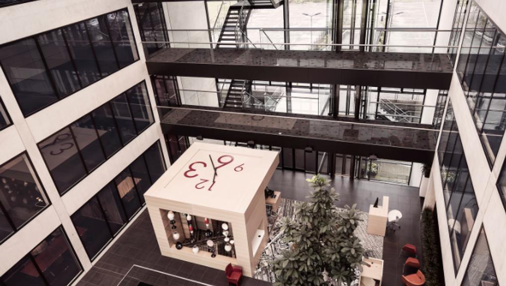 Office space for rent Flemingweg 8, Alphen aan den Rijn 1