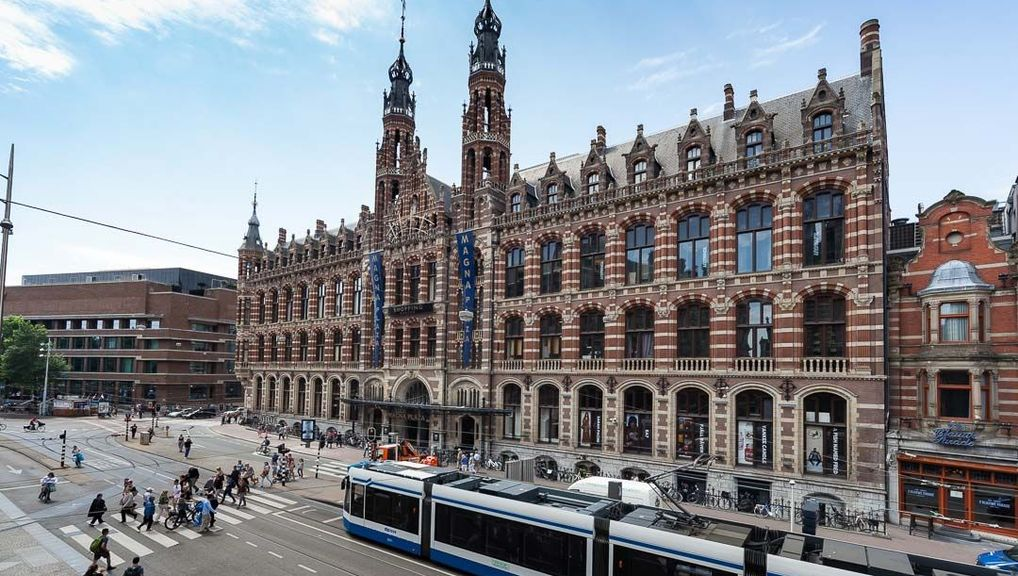 Office space for rent Nieuwezijds Voorburgwal 182HS Magna Plaza, Amsterdam 0