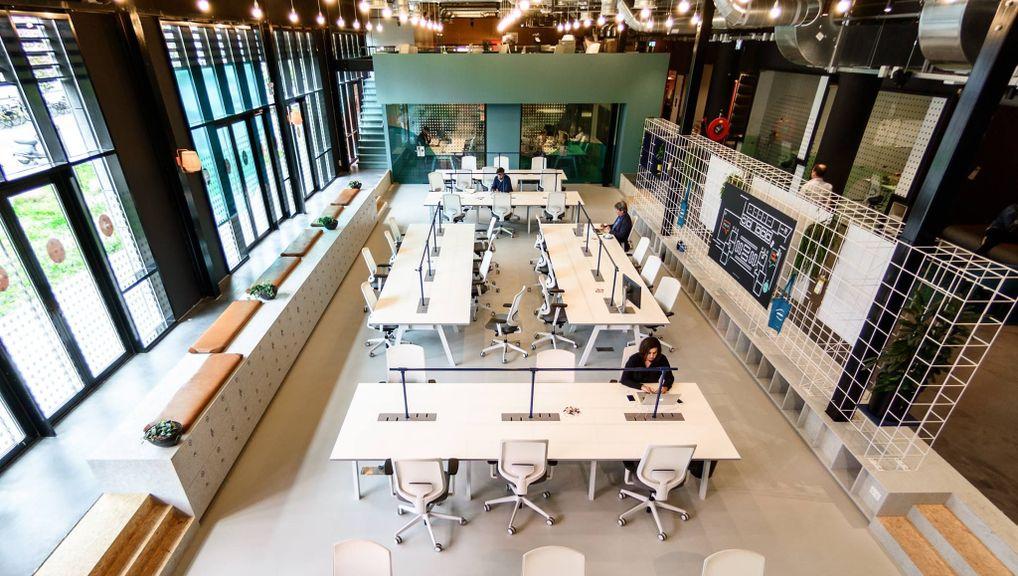 Kantoor Huren Amsterdam : Kantoorruimte huren amsterdam wibautstraat