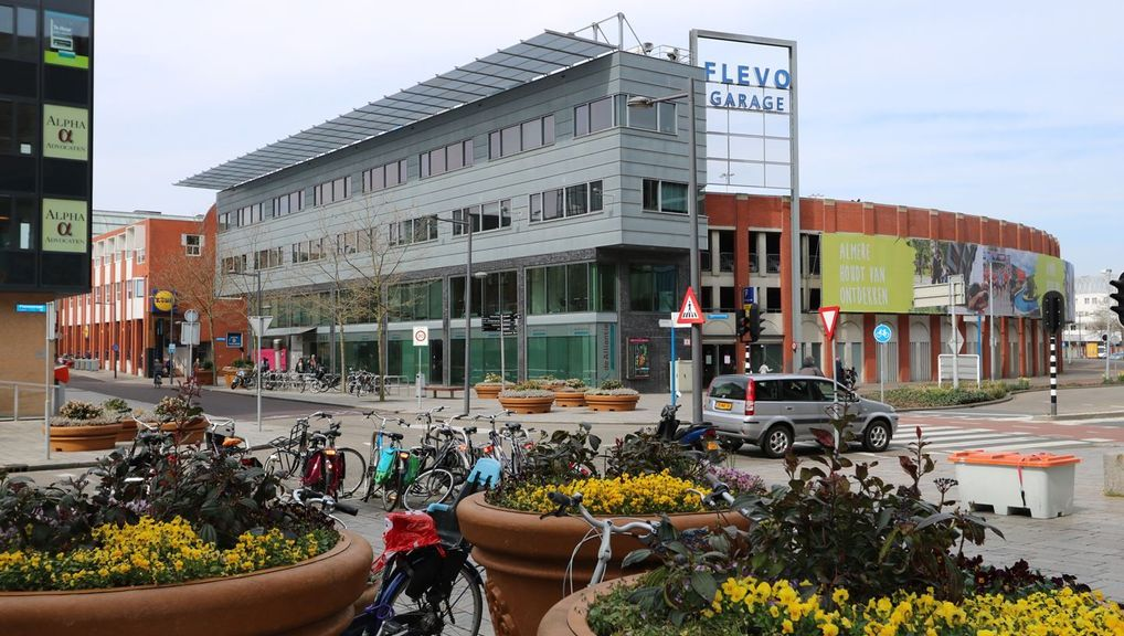 Office space for rent Blekerstraat 4-6, Almere 0
