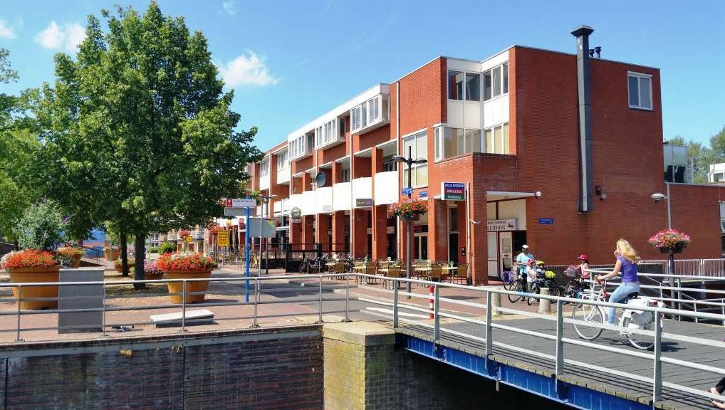 Office space for rent Deventerpad 2-28, Almere 1