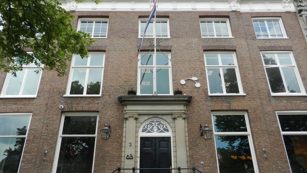 Office space for rent Nieuwe Gracht 3, Haarlem 1