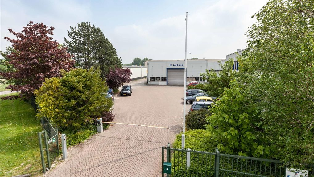Office space for rent Hefbrugweg 6, Almere 0