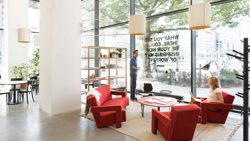 Office space for rent Hofplein 20, Rotterdam 0