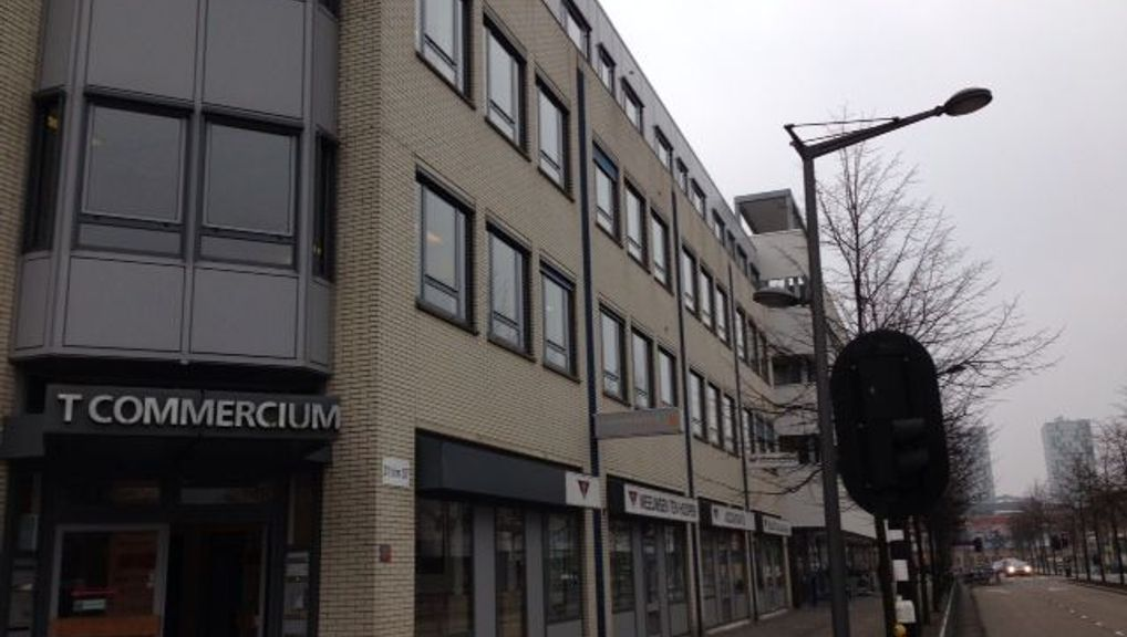 Office space for rent Spoordreef 25-27, Almere 1