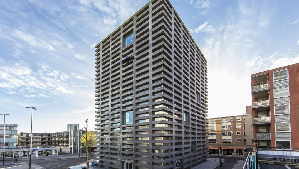 Office space for rent Busplein 36-38, Top Tower, Almere 0