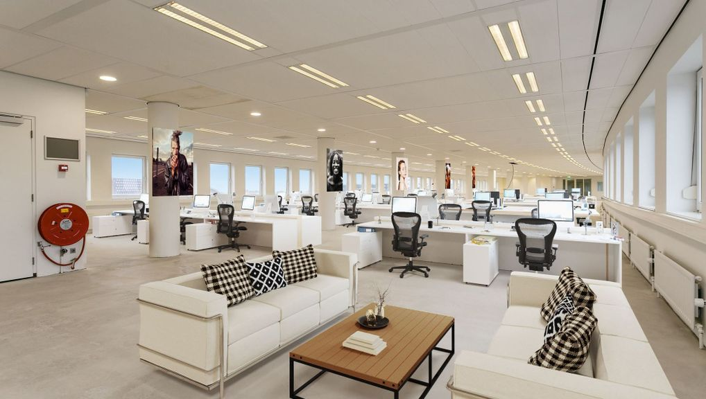 Office space for rent Stationsplein 1 - 37, Amersfoort 14
