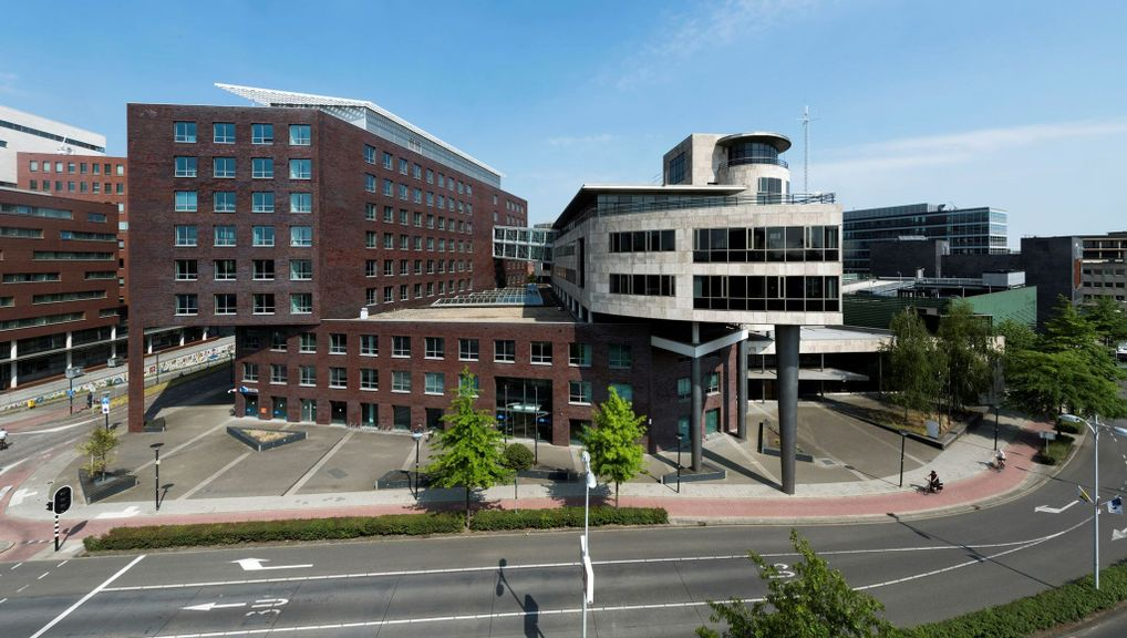 Office space for rent Van Asch van Wijckstraat 55, Amersfoort 0