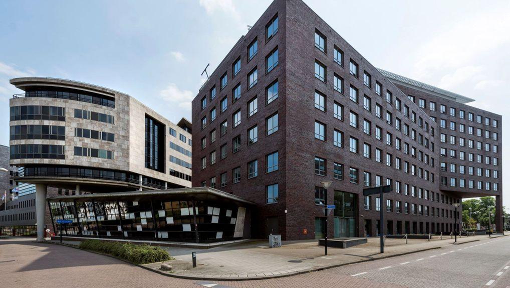 Office space for rent Van Asch van Wijckstraat 55, Amersfoort 1