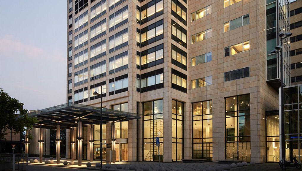 Office space for rent Amstelplein 54 Mondriaantoren, Amsterdam 0