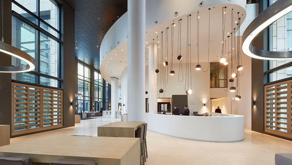 Office space for rent Amstelplein 54 Mondriaantoren, Amsterdam 1