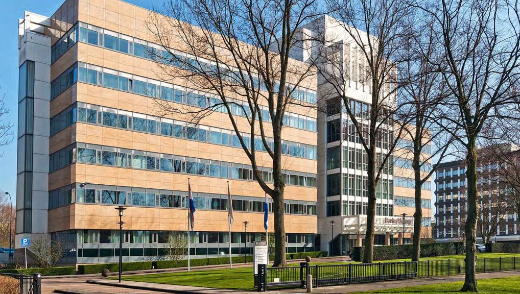 Office space for rent Professor J.H. Bavincklaan 2-4, Amstelveen 1