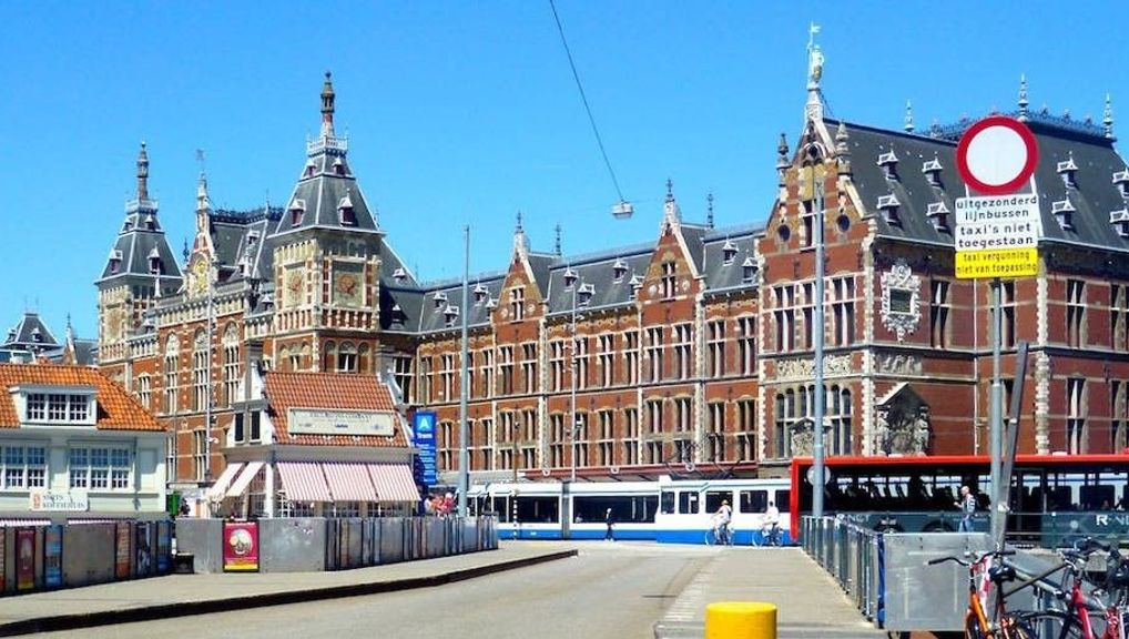 Office space for rent Centraalstation spoor 2A, Amsterdam 0