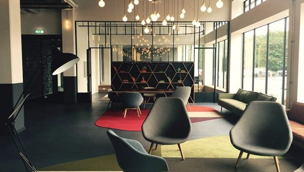 Office space for rent Joan Muyskenweg 22, Amsterdam 9