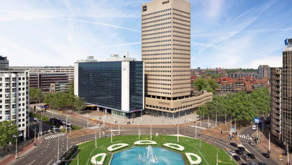 Office space for rent Hofplein 20, Rotterdam 1