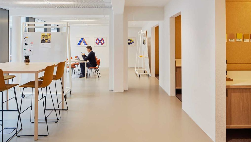 Office space for rent Mr. Treublaan 7, Amsterdam 1