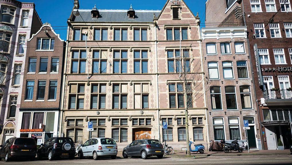 Office space for rent Nieuwezijds Voorburgwal 104-108, Amsterdam 0