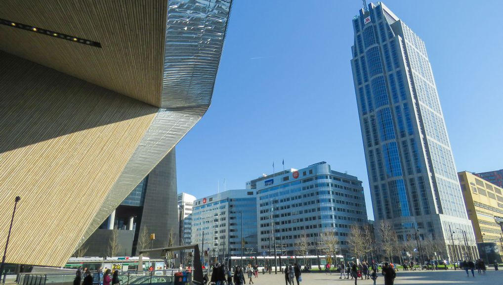 Office space for rent Weena 690 - Millenium Tower, Rotterdam 1