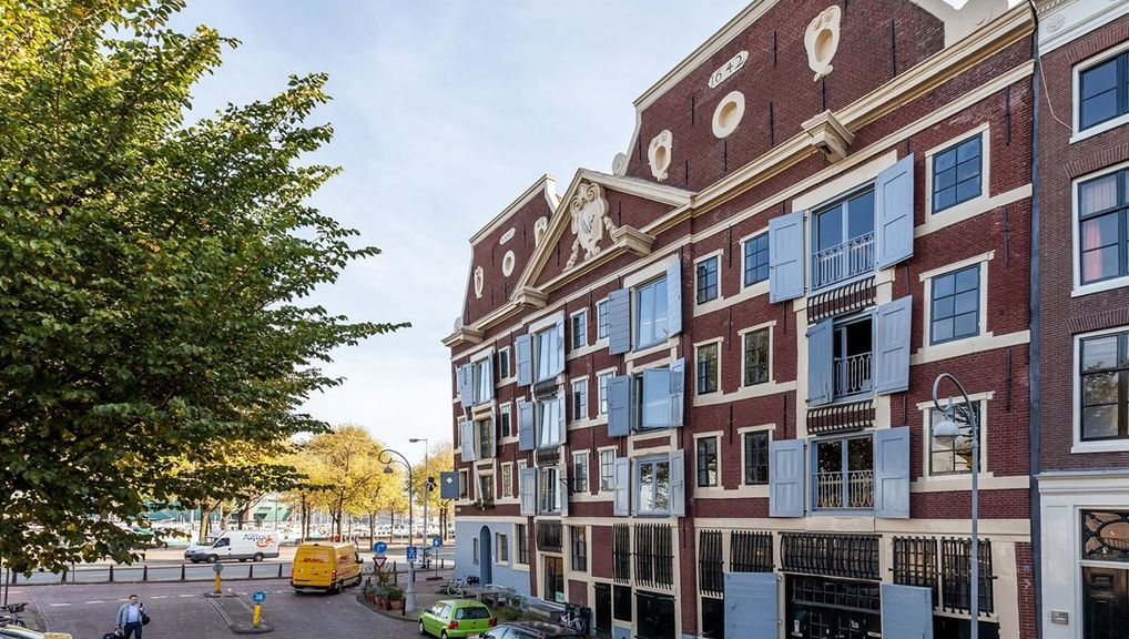Office space for rent 's-Gravenhekje 1, Amsterdam 1