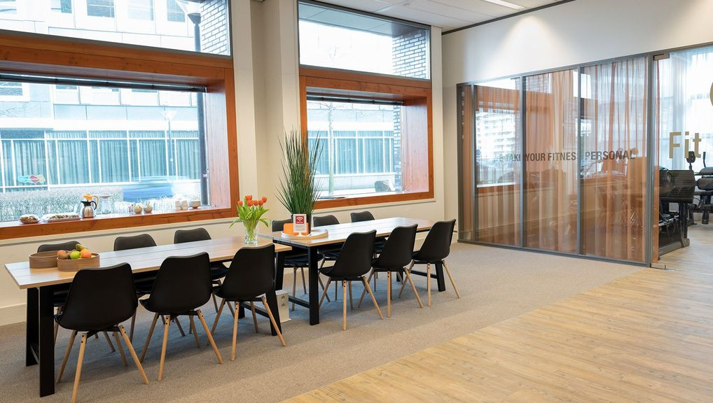 Office space for rent Smallepad 32, Amersfoort 9