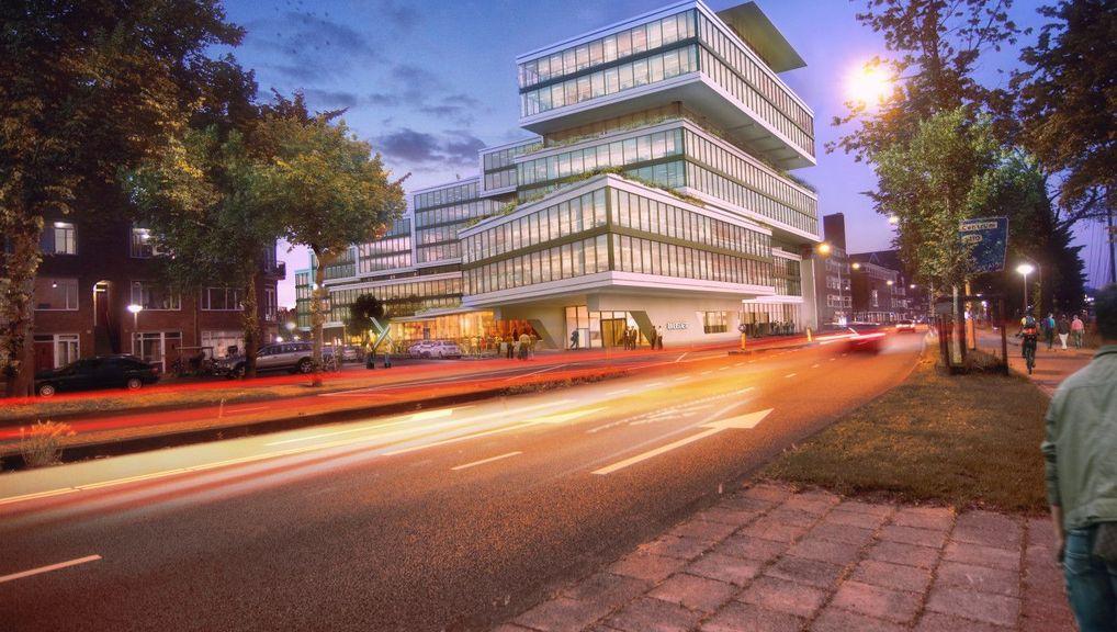 Office space for rent Trompenburgstraat 2 - CitySide Rivierstaete, Amsterdam 0