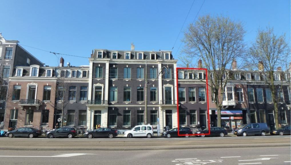 Office space for rent Westeinde 12-16, Amsterdam 1