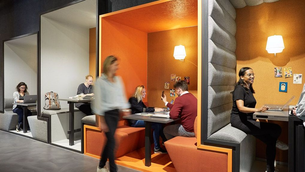 Office space for rent Wibautstraat 131 D, Amsterdam 12