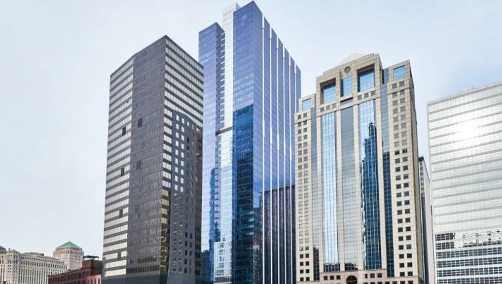 Office space for rent Chicago 155 North Wacker Drive 1
