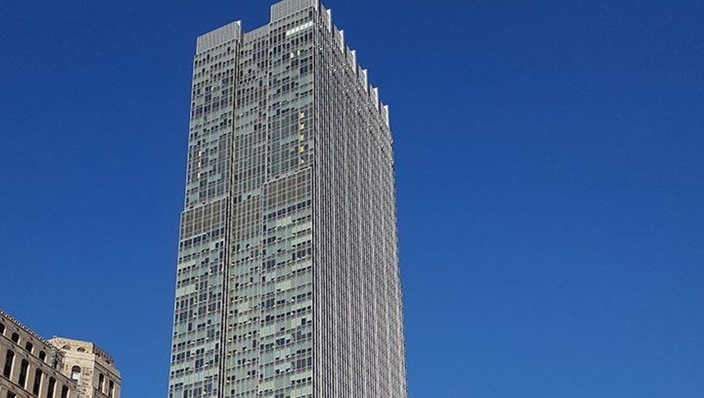 Office space for rent 300 North LaSalle Street Chicago 1