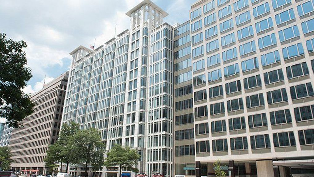 Office space for rent 1717 Pennsylvania Avenue Washington D.C. 1