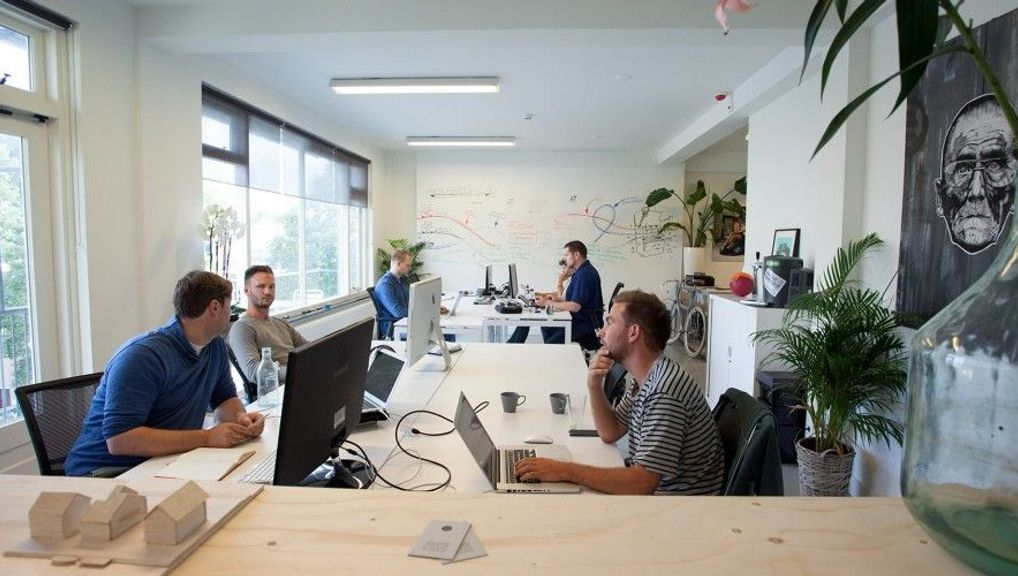 Office space for rent Overtoom 141, Amsterdam 6