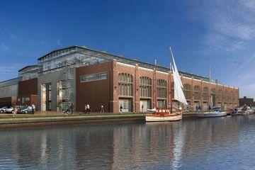 office for rent hendrik figeeweg 1 Haarlem 1