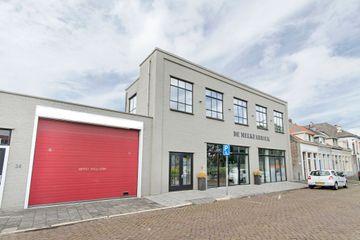 Office space for rent Bruine Visstraat 32 Bergen op Zoom 1