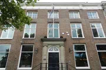 Office space for rent Nieuwe Gracht 3 Haarlem 1