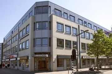 Office space for rent Spoordreef 25-27 Almere 1