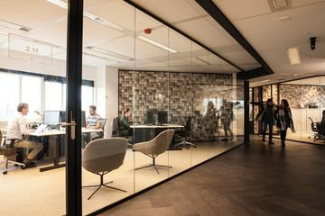 Office space for rent Leidseveer 2-10,  0