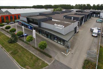 Office space for rent zandzuigerstraat 8-50 Almere 1