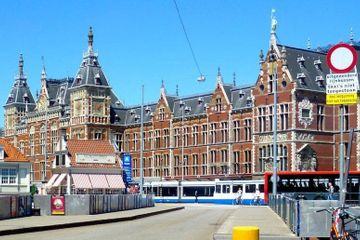Office space for rent Centraalstation spoor 2A,  0