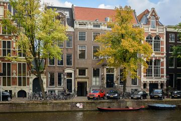 Office space for rent Keizersgracht 125-127 Amsterdam 1