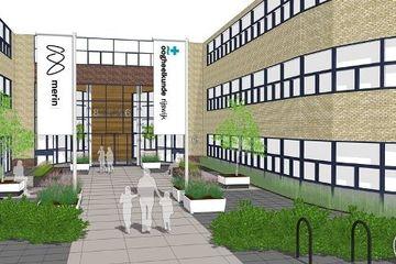 Office space for rent Madame-Curielaan 6 Rijswijk 2