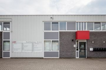 Office space for rent Venlo Rudolf Dieselweg 34