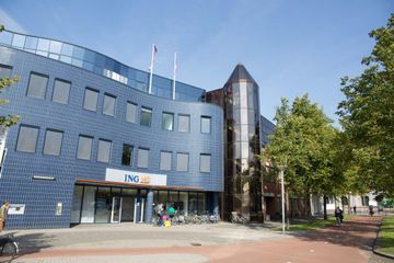 Office space for rent Zuiderplein 4 Leeuwarden 1