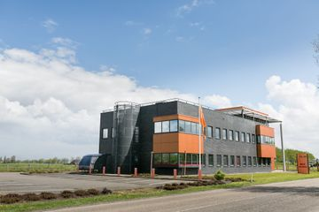 Office space for rent Spoorbaan 1 Appingedam 2