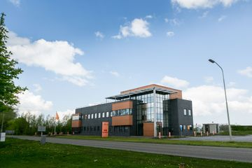 Office space for rent Spoorbaan 1 Appingedam 1