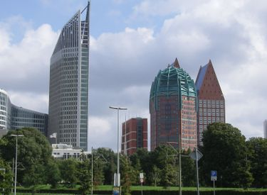 Office space to let in Den Haag